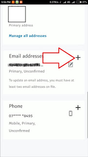Add multiple email ids on paypal
