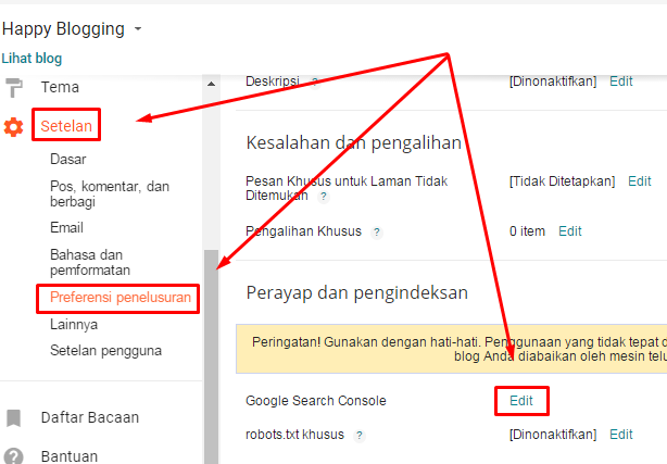 cara mendaftar di google adsense indonesia