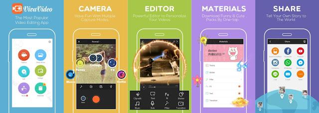 5 Aplikasi Editing Video Terbaik, Terbaru dan Gratis