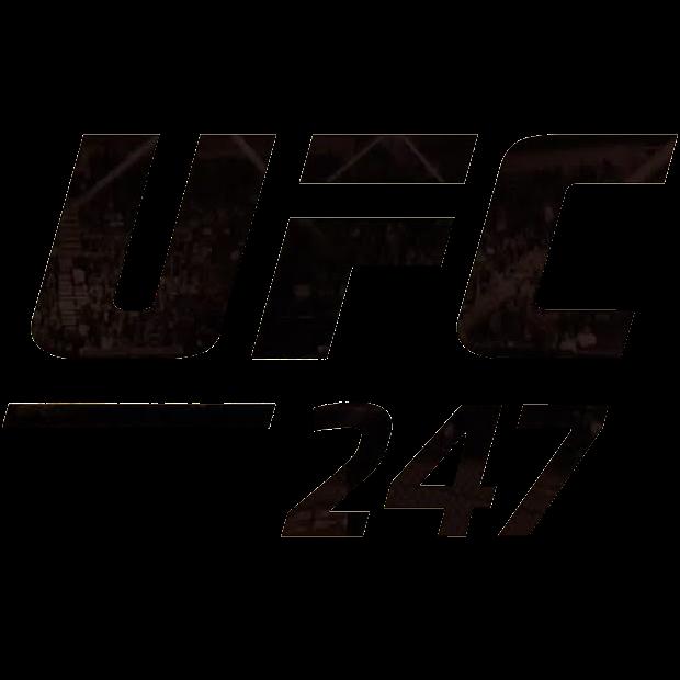 logo UFC 247 ASI PRI