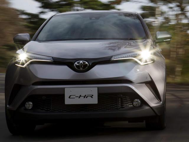 Toyota C-HR 2018 - Brasil
