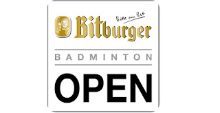Live Skor Bitburger Badminton Open Grand Prix Gold 2016