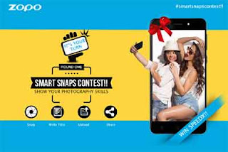 Smart Snap Contest
