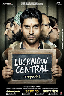 Lucknow Central First Look Poster