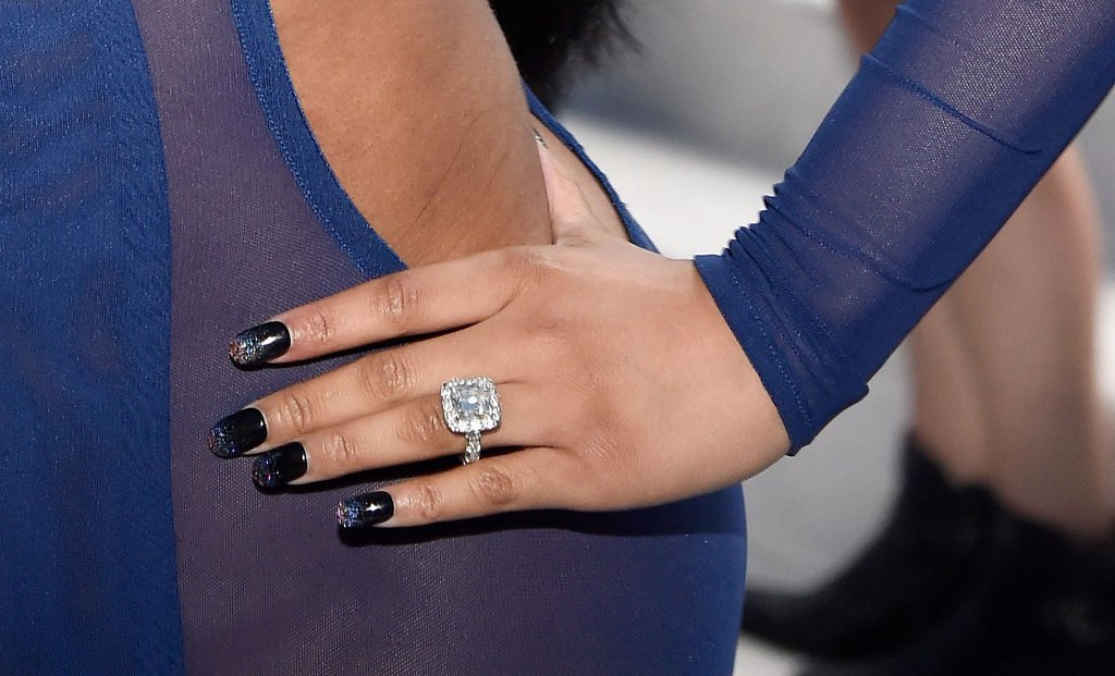 Celebrity Nails on Award Show 2016 - Nail Designs 2 Die For