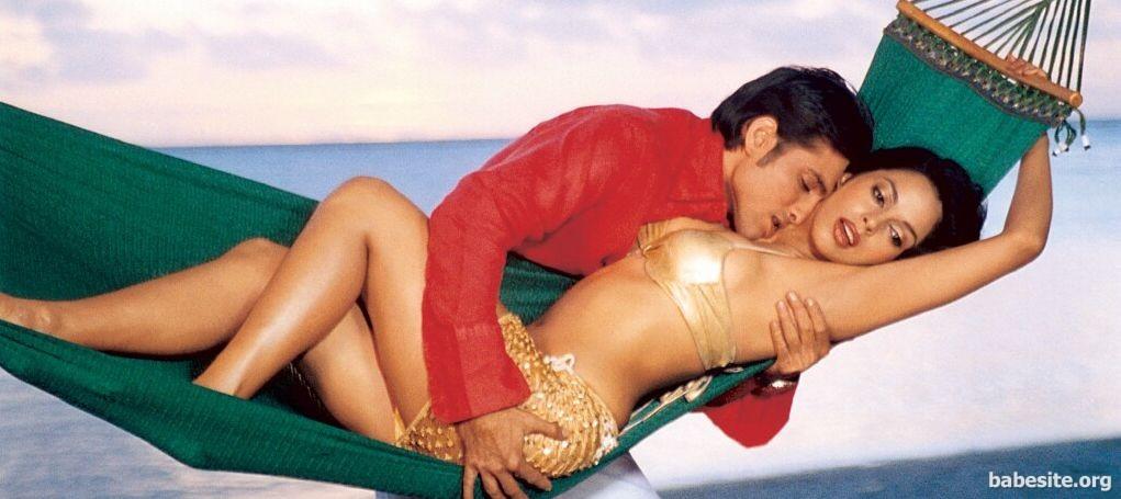 Love malika sherawat bikini pics slapped'