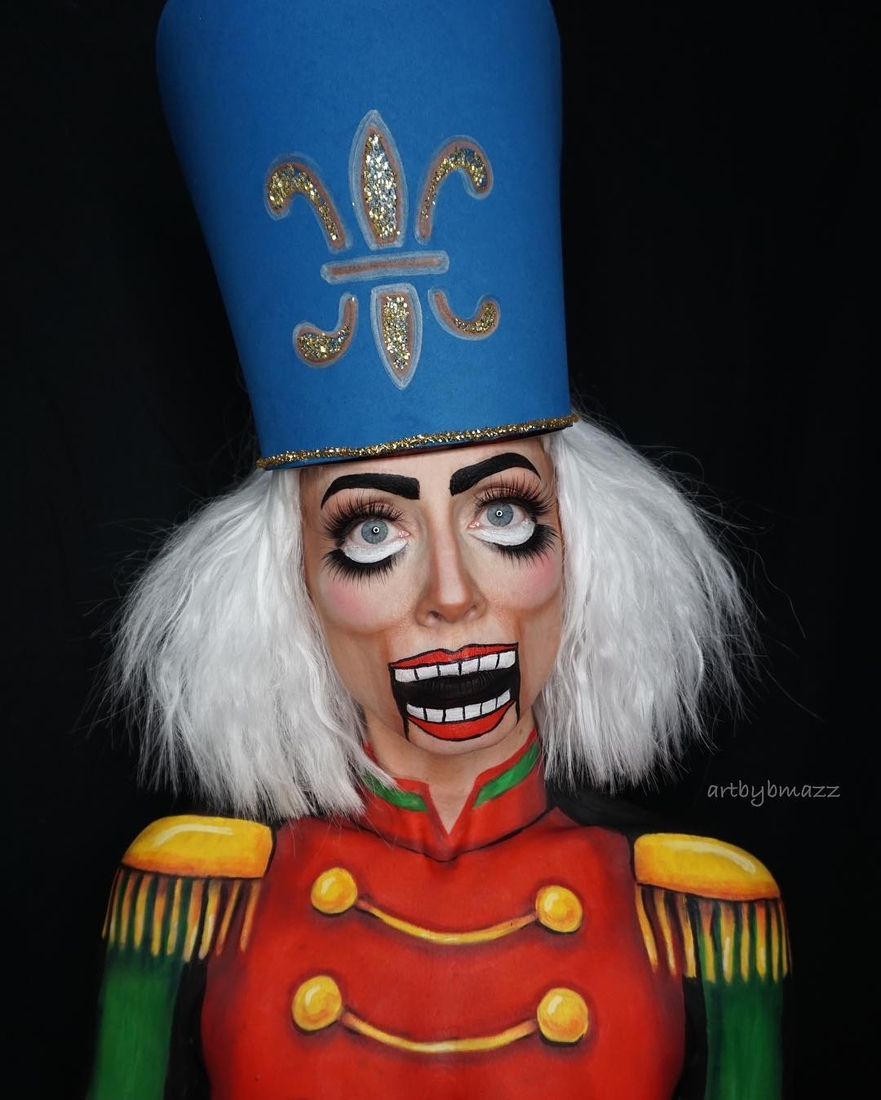 07-The-Nutcracker-Brenna-Mazzoni-Body-Paint-Fx-Makeup-Transformations-www-designstack-co