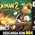 Roms de Nintendo 64 Rayman 2 - The Great Escape  (Español) ESPAÑOL descarga directa