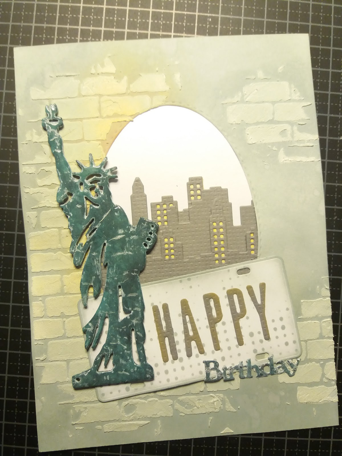New York Kort
