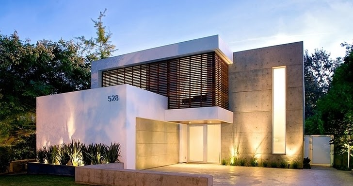 Stupendous World Of Architecture Small Minimalist Home By Steven Kent In Largest Home Design Picture Inspirations Pitcheantrous