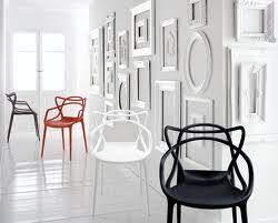 Silla Masters. Philippe Starck para Kartell. Amazon