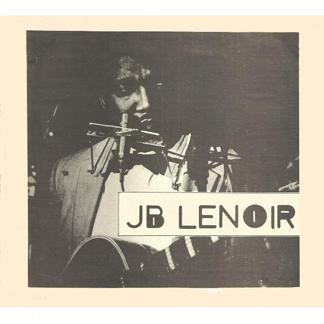 J.B. Lenoir - Mojo Boogie