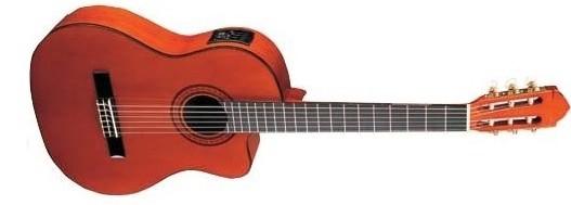 Guitarra española electrificada Toledo