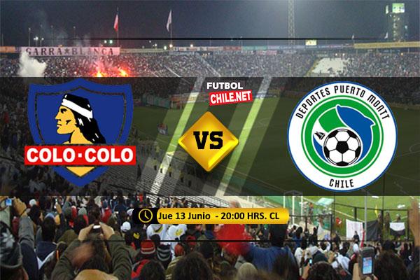 PREVIA: Colo-Colo vs Puerto Montt