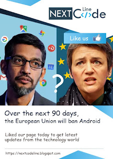 European Union will ban Android ?