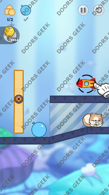 Hello Cats Level 100 Solution, Cheats, Walkthrough 3 Stars for Android and iOS