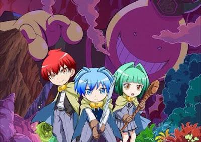 تحميل ومشاهدة جميع حلقات انمي Koro-sensei Quest!  مترجم عدة روابط