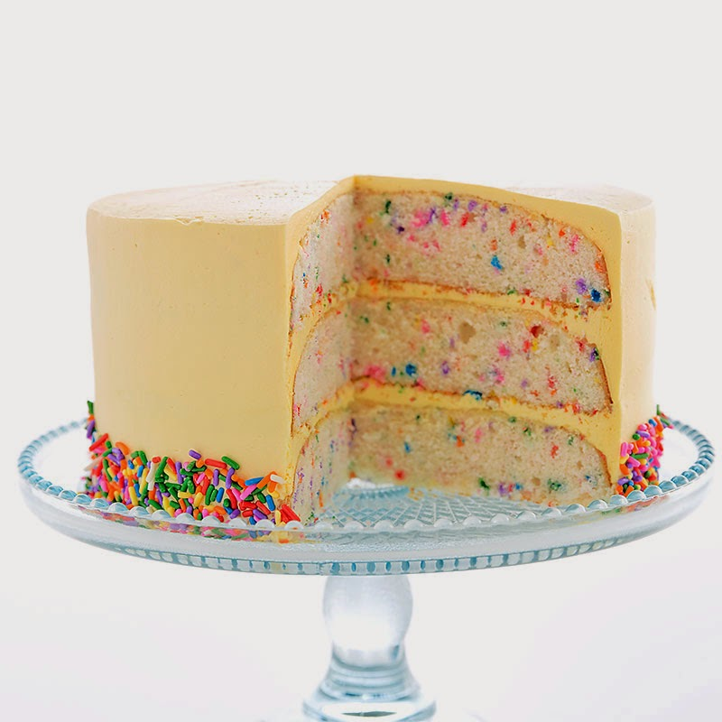 Layer Cake Confetti Recipe