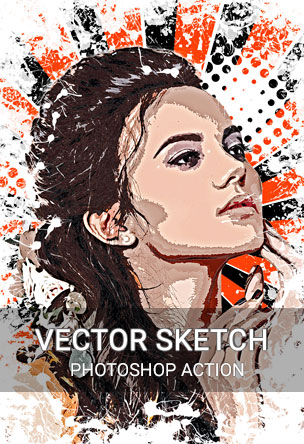 Vector Photoshop Action - 33