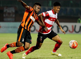 gambar Rizky Dwi Febriyanto (gelandang tengah) Madura United