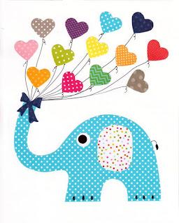 aplique elephant