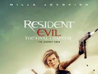 Film Resident Evil The Final Chapter (2017) Full Movie