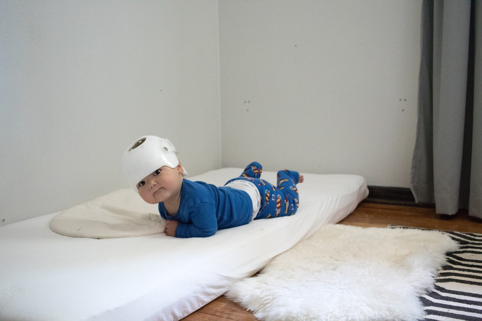 Realities Of A Montessori Floor Bed Montessori Baby Week 32