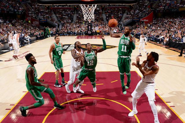 1er match de la saison NBA 2017-2018