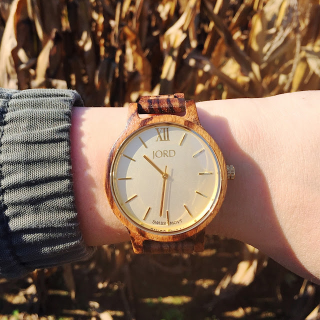 Surznick Common Room - Fall Day ft. JORD Wood Watches