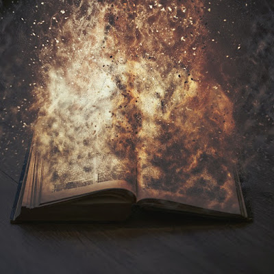 book on fire picture