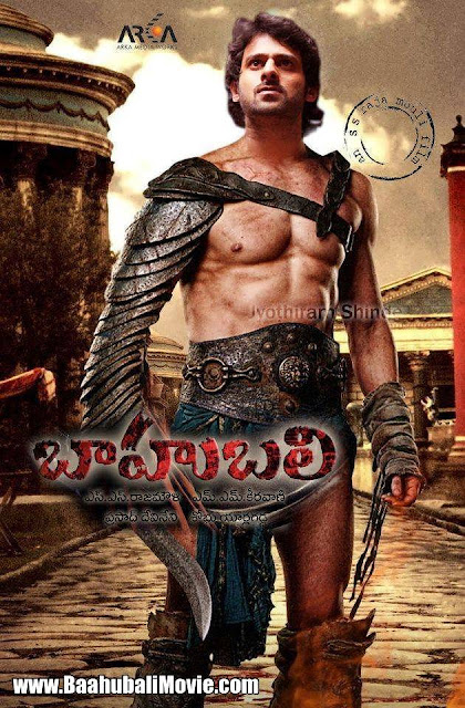 Bahubali : Action movie Directed byb SS Rajamouli