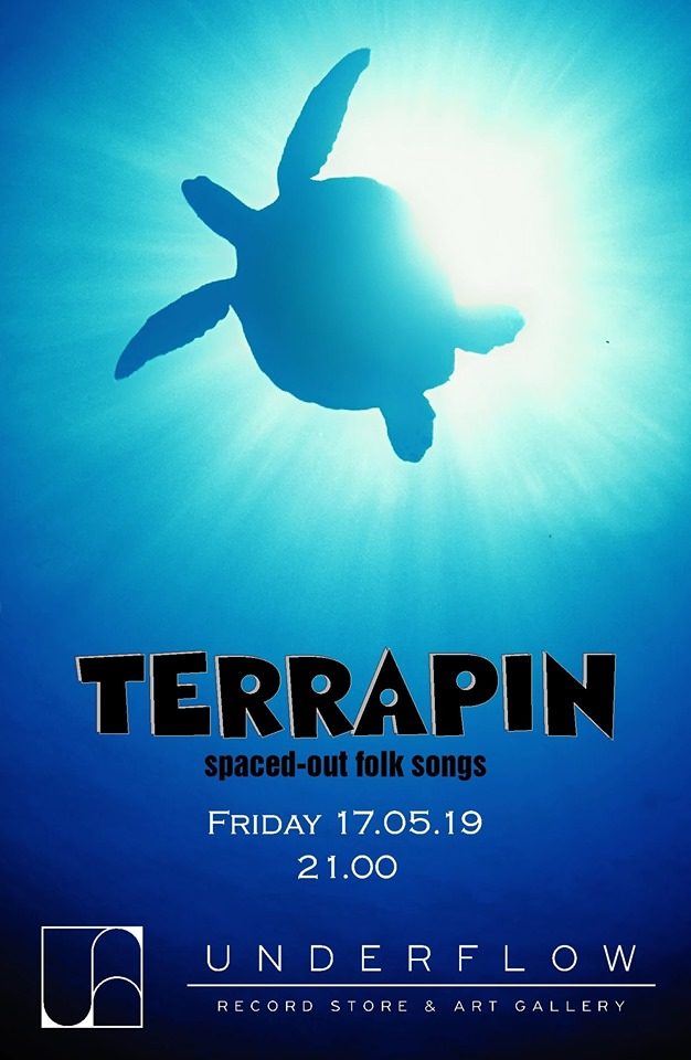 [News] Terrapin live @ Underflow [17.May.'19]