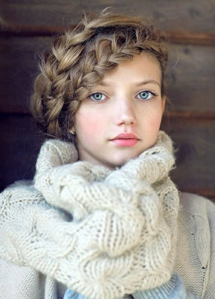 Swell Confessions Of A Secret Shopper 5 Cute Teen Girls Hairstyles This Hairstyle Inspiration Daily Dogsangcom