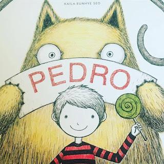 Pedro, Kayla Eunhye Seo, Picarona ediciones, libros infantiles, que estas leyendo, regala libros, lecturas, album ilustrado,