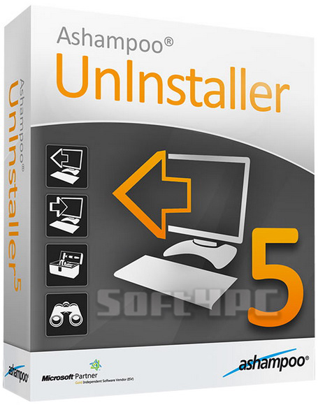 Ashampoo UnInstaller 5.05 Multilingual + Patch