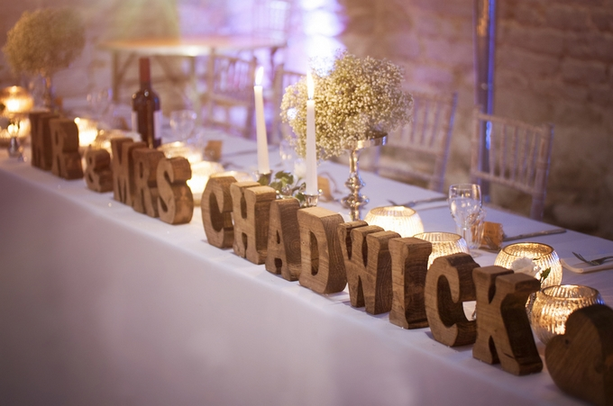 Vintage Winter Wonderland Wedding