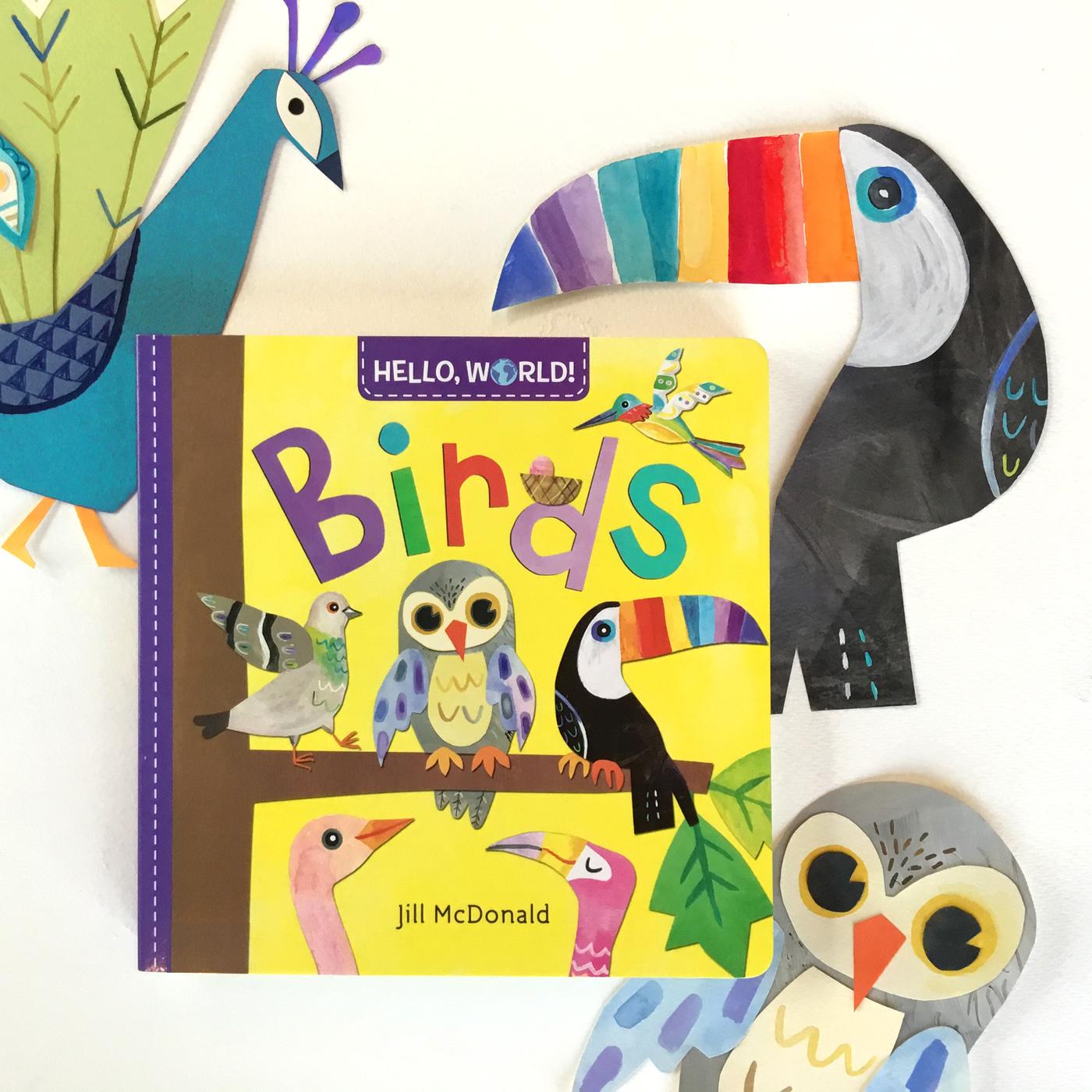 Hello World: Show And Tell: Hello, World! Board Books