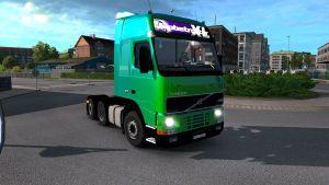 Volvo FH12 v2 truck