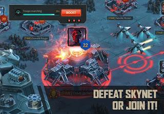 Terminator Genisys: Future War Mod APK + Official APK
