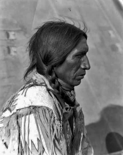 blackfoot indian blackfeet native tribe american alberta nations indians 1910 rabbit carrier portraits pollard nation harry americans photographs portrait history