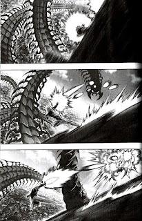 "Reseña de ""One Punch-Man"" (ワンパンマン) vol. 17 de One y Yusuke Murata - Ivréa"