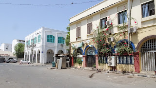 Center of Djibouti center