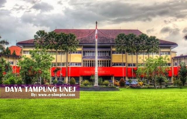 Universitas Jember atau UNEJ mempunyai kegiatan studi saintek dan juga soshum DAYA TAMPUNG UNEJ 2019/2018