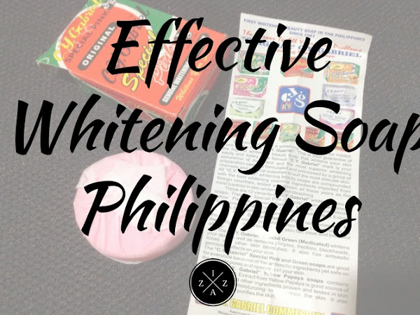 All About Effective Whitening Soaps Philippines