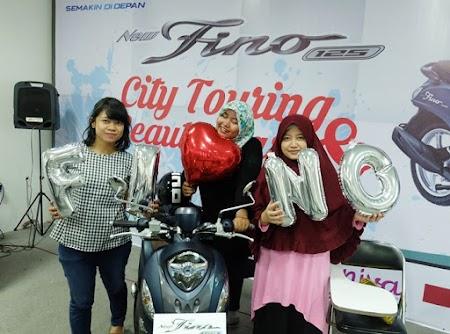 Berkendara Nyaman, Aman dan Stylish bersama Yamaha Fino