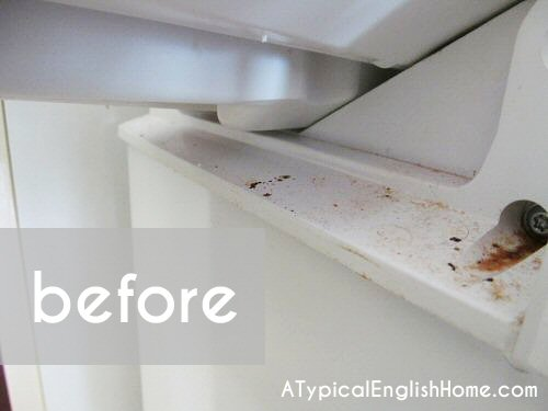 how to clean your washing machine drawer