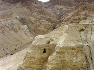 800Px Qumran Manuscrisele De La Marea Moarta - Nag Hammadi - Qumran