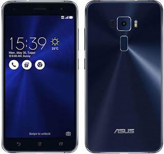 Harga dan Spesifikasi Asus Zenfone 3 ZE520KL Terbaru