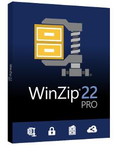 WinZip Pro 22.0 Build 12663e (32/64 Bits)(español)(Compresor de Archivos)