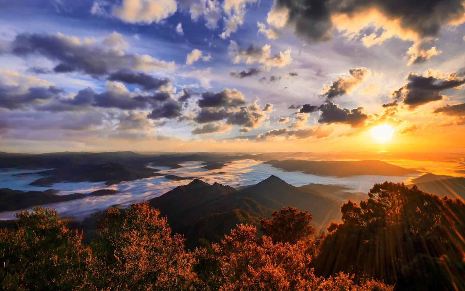 Mount Warning, Australia HD Images